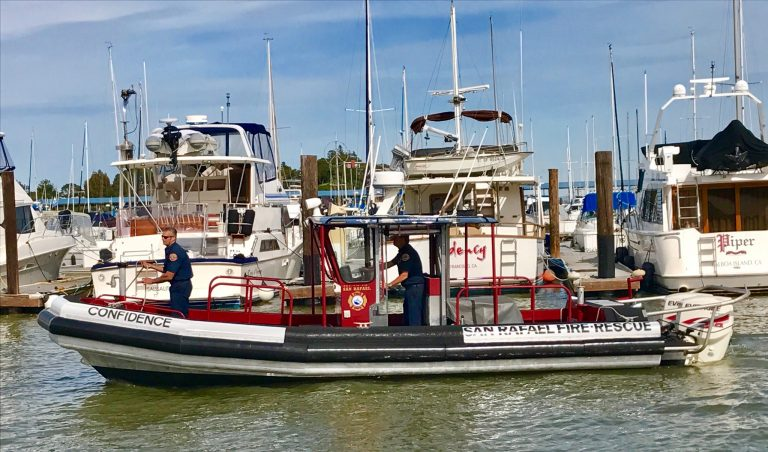 SR Fire Department is now fully equipped for open water rescues