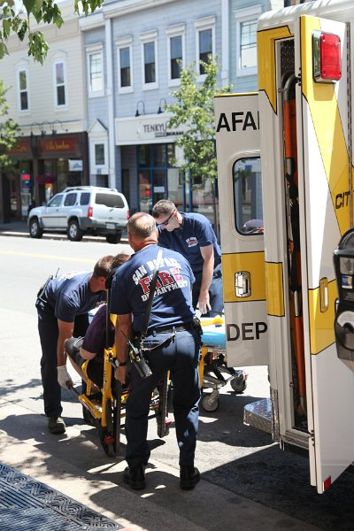 Our Paramedics save lives and provide vital services to our community