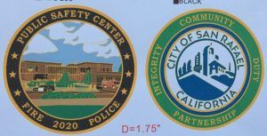 public safety coin